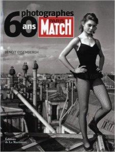 C'est Brigitte Bardot qui apparaît sur la page couverture. Je ne l'aurais jamais deviné. Denauzier l'a reconnue tout de suite.