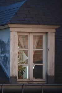 Fenêtre à Paris.