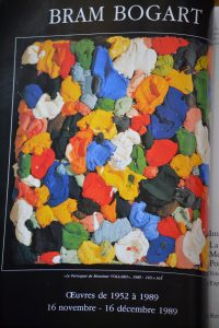 Je me suis inspirée de cette toile, à partir d'une photo dans ma revue Connaissance des arts, achetée au marché aux puces de NDG pour 25¢.