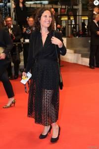 Mazarine Pingeot. Elle s'habille aussi bizarrement que moi.