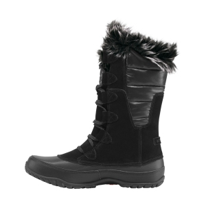Mes nouvelles bottes North Face. Ultra légères et confortables. Conçues pour -30°C.
